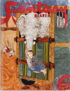 Avon Fantasy Reader - 2008