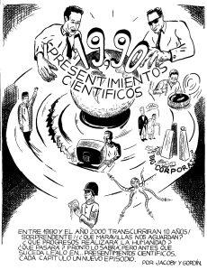 Presentimientos científicos - 1990