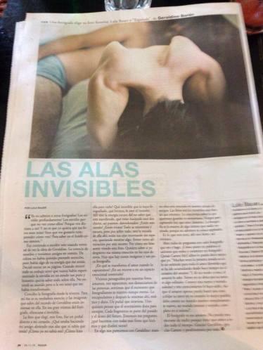 """""""Las alas invisibles"""" (Página12, por Lula Bauer)"""